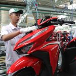Tutup Tahun 2019, AHM Genjot Kontribusi Ekspor Motor