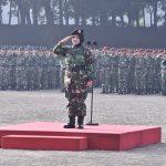 Upacara Peringatan Hari Ibu ke-91 di Mabes TNI