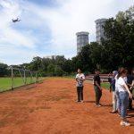 UPH dan ITB Manfaatkan Teknologi Drone dan 3D Scanning Untuk Maksimalkan Pekerjaan Arsitektur