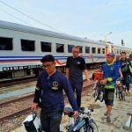 Gowes Mantai, ke Pangandaran Lebih Dekat dari Stasiun Sidareja