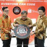 Kemenristek/BRIN Bersama Shopee Menggelar National Data Science Challenge 2020