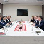 Kunker Presiden Jokowi ke Australia: Mendag RI Bertemu Menteri Perdagangan, Investasi, dan Pariwisata Australia di Canberra