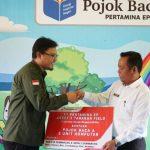 Peduli Pendidikan, Pertamina EP Berikan Bantuan Pojok Baca di Wilayah 3T