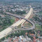 Pembebasan Lahan Capai 91,04%, Jalan Tol Serpong-Cinere Ditargetkan Beroperasi Sebelum Lebaran 2020