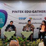 Pintek Menghadirkan Pintek Edu-Gathering 2020 Dalam Mendukung Transformasi Pendidikan di Indonesia