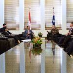 Presiden Jokowi Apresiasi Dukungan Partai Buruh Australia dalam Peningkatan Hubungan Indonesia-Australia