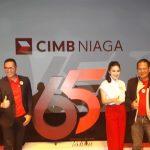 Sambut 65 Tahun Melayani Indonesia, CIMB Niaga Beri Persembahan Istimewa Sepanjang Tahun