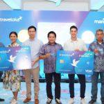 Sasar Generasi Milenial, Bank Mandiri dan Traveloka Luncurkan Traveloka Mandiri Card