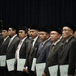 Sesjen Kemendikbud Lantik 11 Pejabat Tinggi Pratama dan 632 Pejabat Fungsional