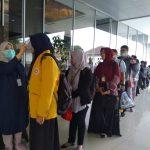 Antisipasi Penyebaran Virus Corona, Pertamina Periksa Suhu Tubuh Pekerja