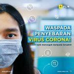 Cegah Virus Corona, PLN Berlakukan Standar Kesiagaan ke Semua Pegawai