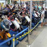 CustoMAXI Yamaha Makasar Siap Banjir Ide dan Kreativitas