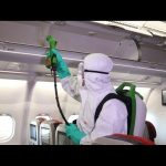 Lion Air Group Menjalankan Proses Sterilisasi Pesawat