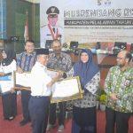 PHE Kampar Raih Penghargaan CSR dari Pemerintah Kabupaten Pelalawan