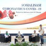 Pertamina Gelar Seminar Corona Virus Disease