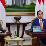 Presiden Jokowi Ikuti KTT Luar Biasa G20 dari Istana Bogor