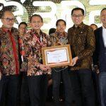 Sukses Membangun Daya Saing, Telkom Raih Predikat Industry Leader 4 Tahun Berturut-turut