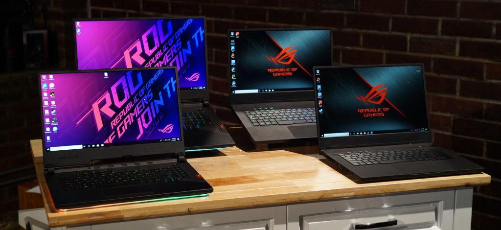 ASUS Umumkan Jajaran Laptop Gaming ROG Baru dengan Prosesor 10th Gen Intel Core H-series dan Chip Grafis NVIDIA GeForce RTX SUPER 1