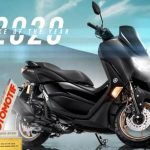 All New NMAX 155 Dinobatkan sebagai Bike of The Year 2020