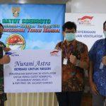 Astra Serahkan Bantuan Tahap Ketiga, 30 Ventilator untuk Rumah Sakit Tangani Pasien Covid-19