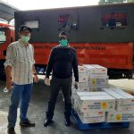 Atasi Dampak COVID-19, Kemensos Salurkan 6.700 Paket Bantuan Sembako