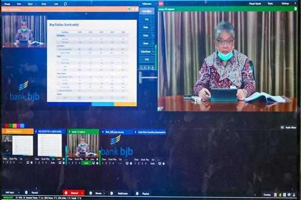 Di Tengah Pandemi, Kinerja Bank BJB Triwulan I 2020 Tetap Positif 1