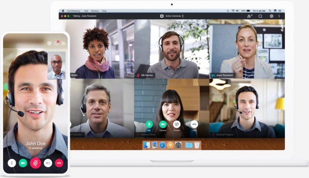 Memaksimalkan Komunikasi dengan Layanan Video Conference 8