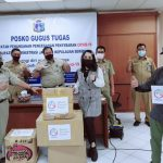 Jakarta Tourism Forum Salurkan Bantuan APD untuk Pemkab Kepulauan Seribu