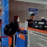 KAI Wajibkan Penumpang Pakai Masker Saat di Stasiun dan Naik KA