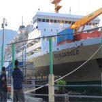 KM Dobonsolo Diizinkan Berangkat Dari Pelabuhan Jayapura