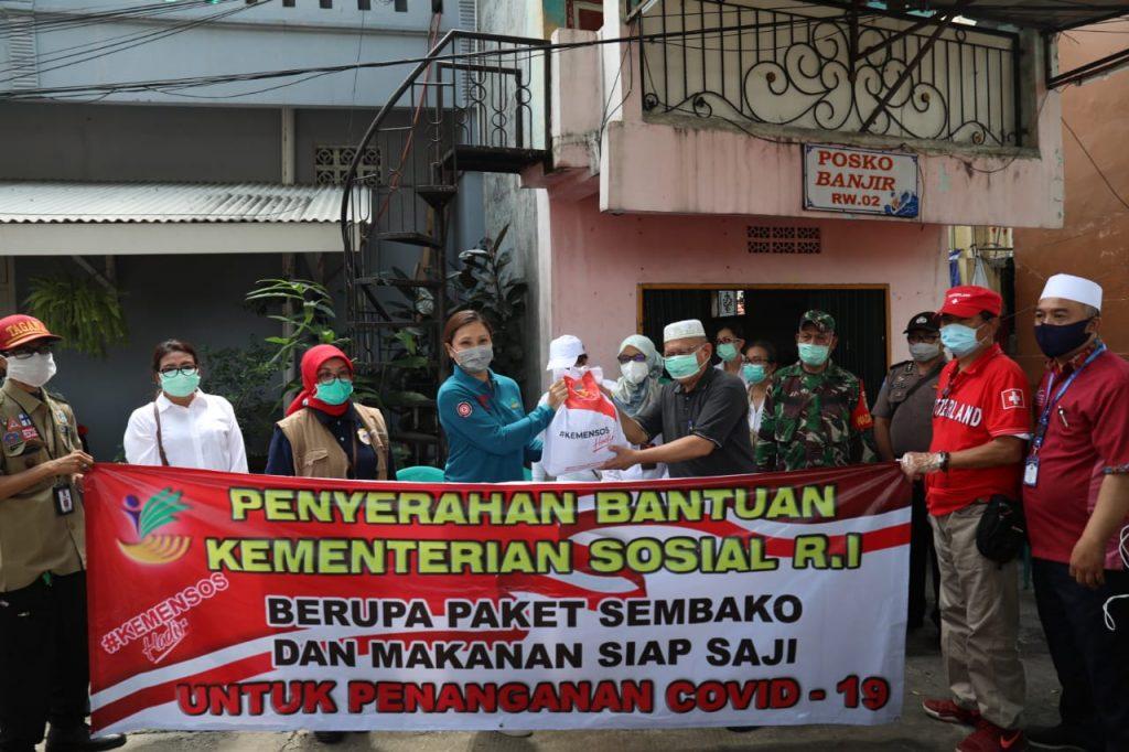 Banner Sembako - desain banner kekinian