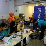 Konsistensi Allianz Indonesia Terhadap Kelestarian Lingkungan Melalui Program CSR Bank Sampah Gusling