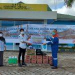 PHE Ogan Komering & PHE Raja Tempirai, Bantu Garda Terdepan Penanganan Covid-19