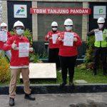 Pastikan Ketersediaan Energi di Tengah Pandemi COVID-19, Elnusa Petrofin Maksimalkan Perlindungan Diri Pekerja Lapangan
