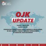 Penerapan Pembatasan Sosial Berskala Besar di DKI Jakarta Terkait dengan Operasional di Industri Jasa Keuangan
