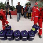Perta Arun Gas Berikan Bahan Baku Disinfektan untuk Bantu Penanganan Covid-19 Kota Lhokseumawe