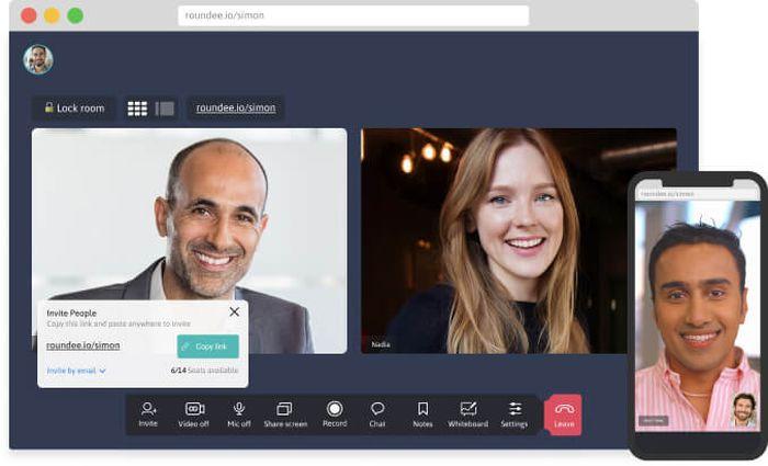 Memaksimalkan Komunikasi dengan Layanan Video Conference 13