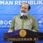 Bansos Paling Banyak Dilaporkan Ke Posko Pengaduan Daring Ombudsman RI