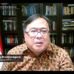 Dialog Peneliti/Perekayasa Konsorsium Riset dan Inovasi Covid-19 Bersama Menteri Ristek/BRIN dan Penetapan Penerima Dukungan
