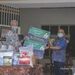 Kemendag Salurkan Bantuan Alat Kesehatan untuk Pasar Rakyat, Gudang SRG, dan Donasi Kemendag Peduli di Semarang