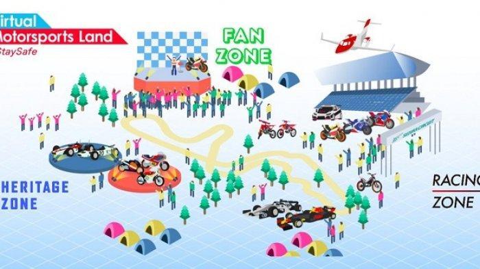 Dukung Anjuran Stay At Home, Honda Luncurkan Virtual Racing Gallery 1