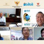 Gandeng Blibli, Kementerian Koperasi dan UKM Luncurkan KUMKM Hub