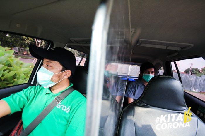 5000 Layanan GrabCar Protect Bantu Akses Mobilitas Masyarakat di Tengah Situasi Pandemi 2