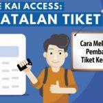 KAI Percepat Pengembalian Uang Pembatalan Tiket via KAI Access