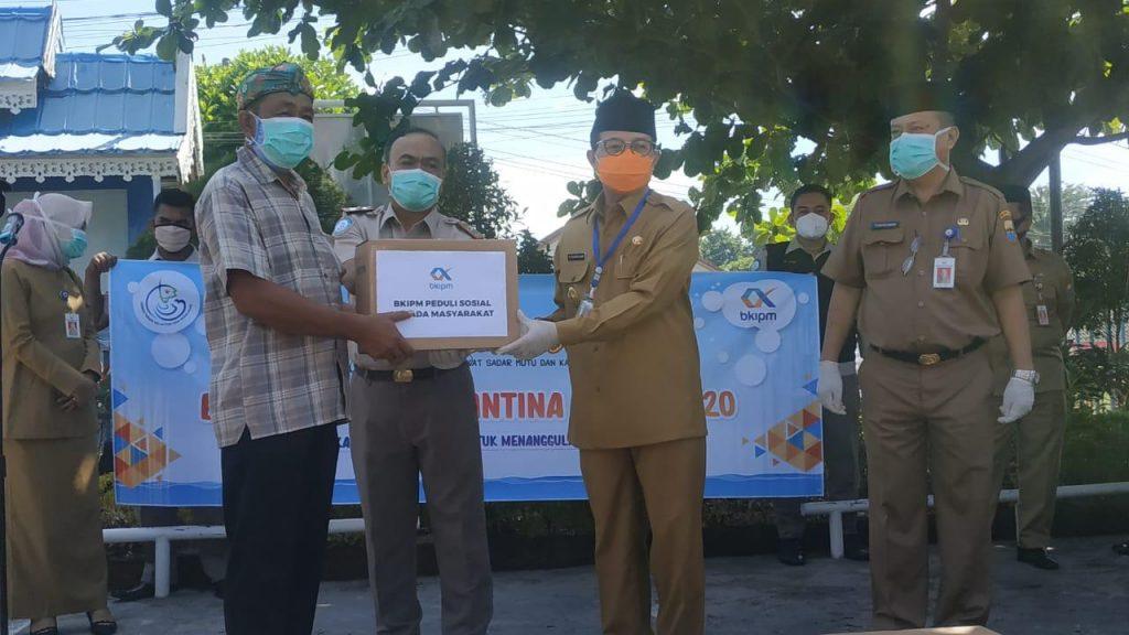 KKP Bagikan 3.200 Paket Ikan Bermutu di Jambi dan Sulsel 1