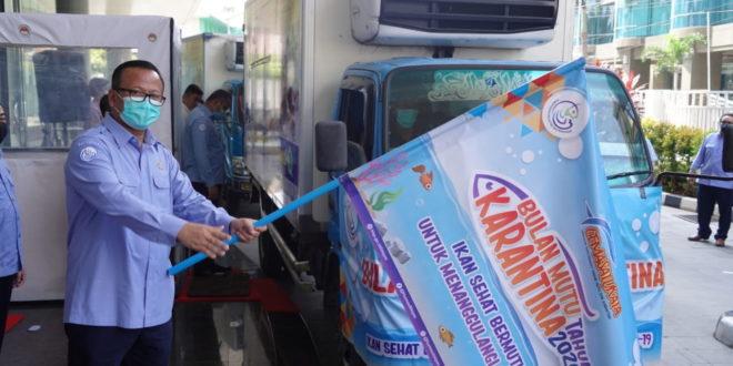 KKP Bagikan 3.300 Paket Ikan Bermutu di 6 Wilayah 1