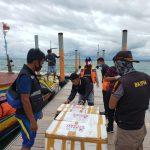 KKP Lepasliarkan 19.937 Benih Lobster Hasil Sitaan di Pulau Angso Duo, Pariaman