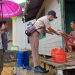 Kala Pegawai KKP Bergerak dan Berbagi di Tengah Pandemi