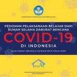 Kemendikbud Terbitkan Pedoman Penyelenggaraan Belajar dari Rumah
