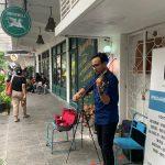 Kemenparekraf akan Fasilitasi Musisi Jalanan Terdampak COVID-19 Tampil di Panggung Online